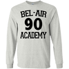 Bel Air Academy Uncle Phil Long Sleeve Shirt - Jersey Champs