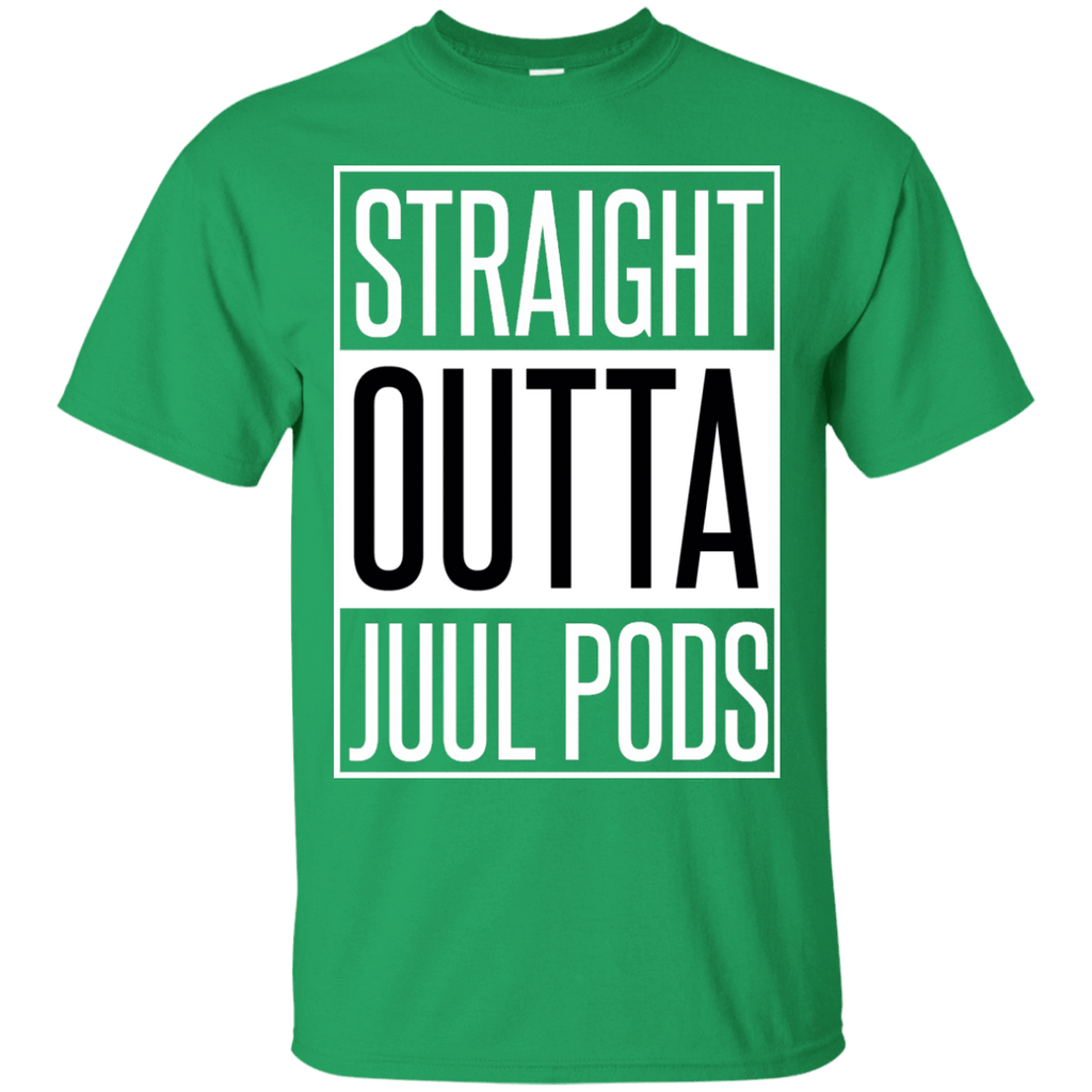 Straight Outta Juul Pods Shirt - Jersey Champs