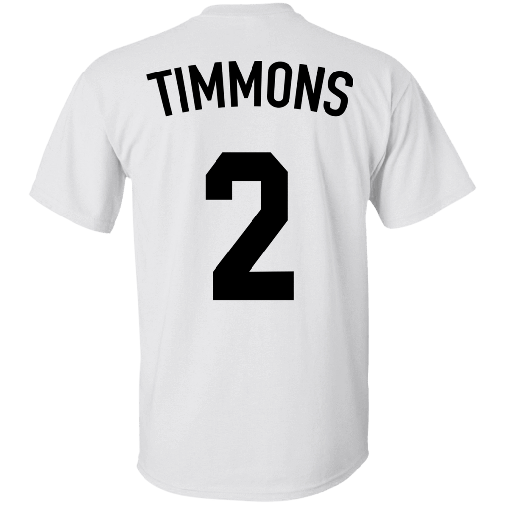 The Sandlot Timmons 2 T-Shirt - Jersey Champs