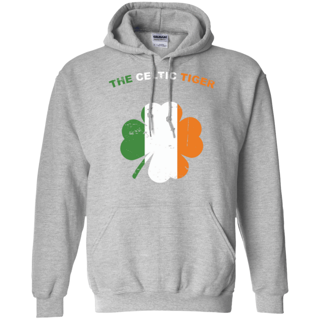 The Celtic Tiger Hoodie