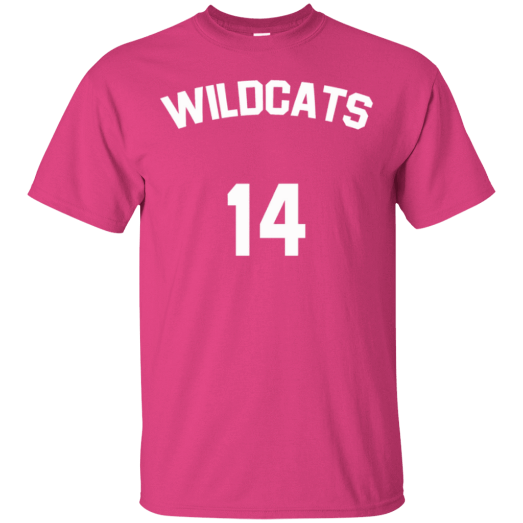 4330ff889b5 Troy Bolton Wildcats Shirt 14 – Jersey Champs