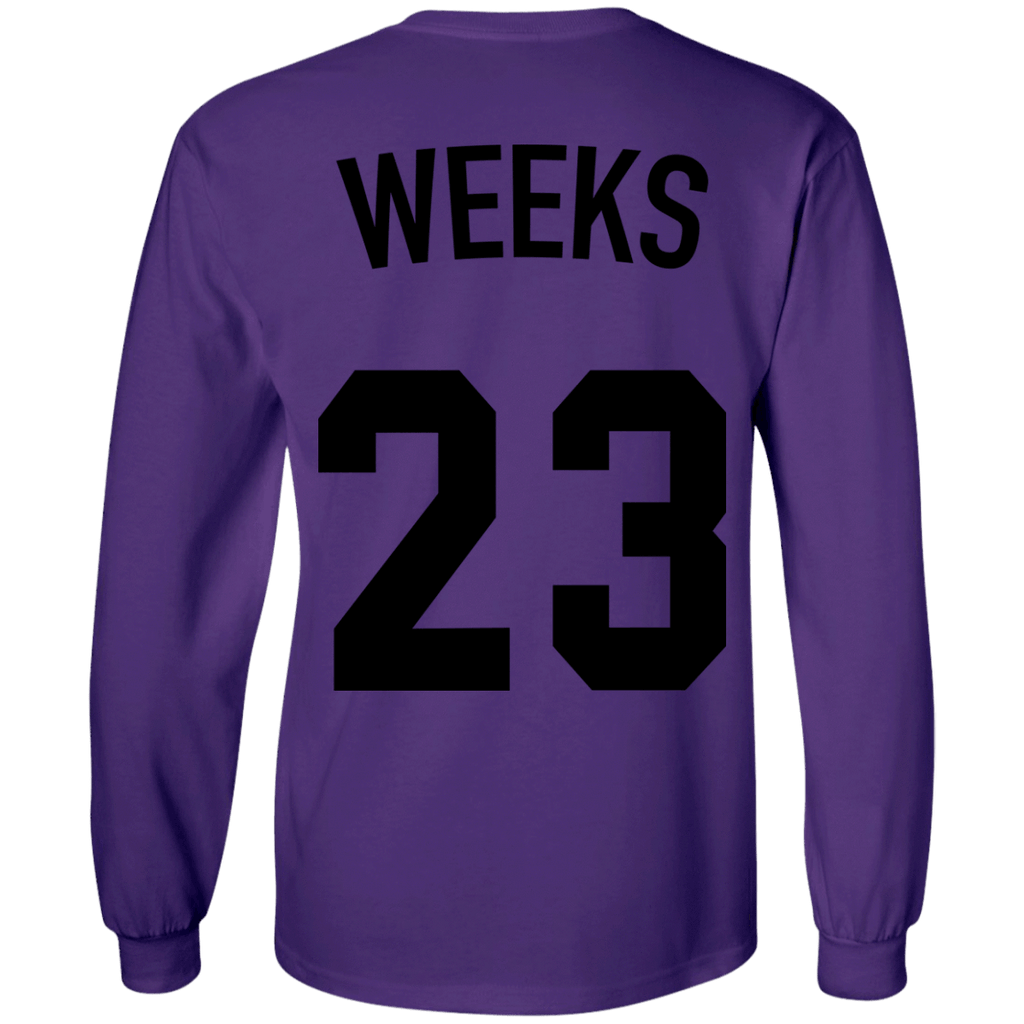The Sandlot Weeks 23 Long Sleeve Shirt - Jersey Champs