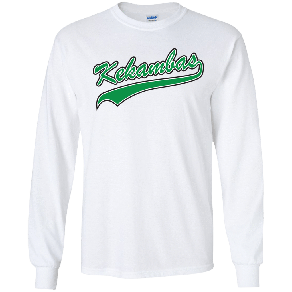 Kekambas G Baby Long Sleeve Shirt - Jersey Champs