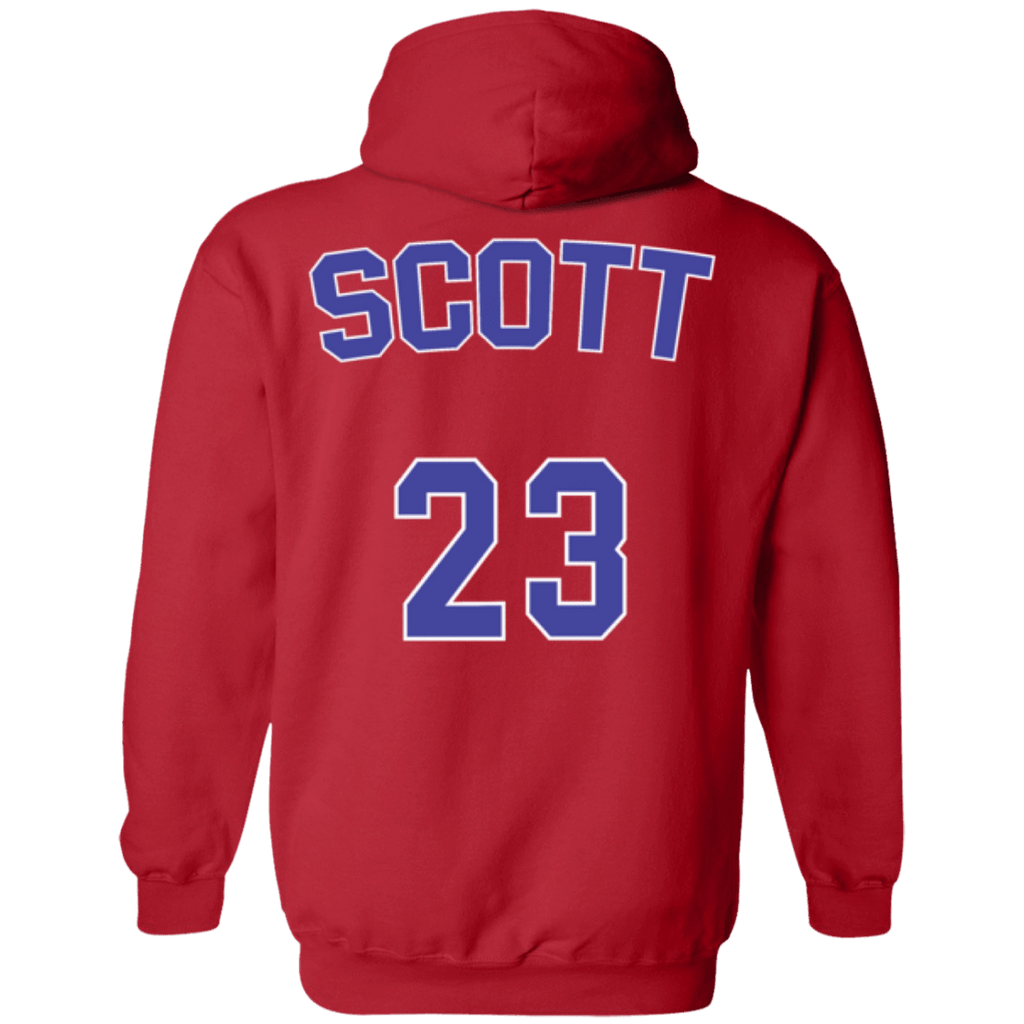 One Tree Hill Scott #23 Hoodie - Jersey Champs