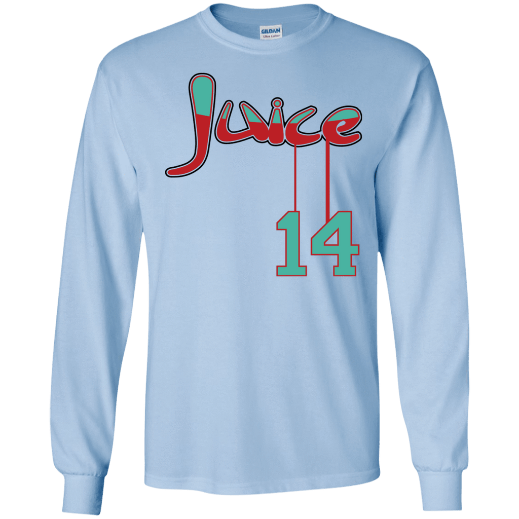 Juice 14 Long Sleeve Shirt - Jersey Champs