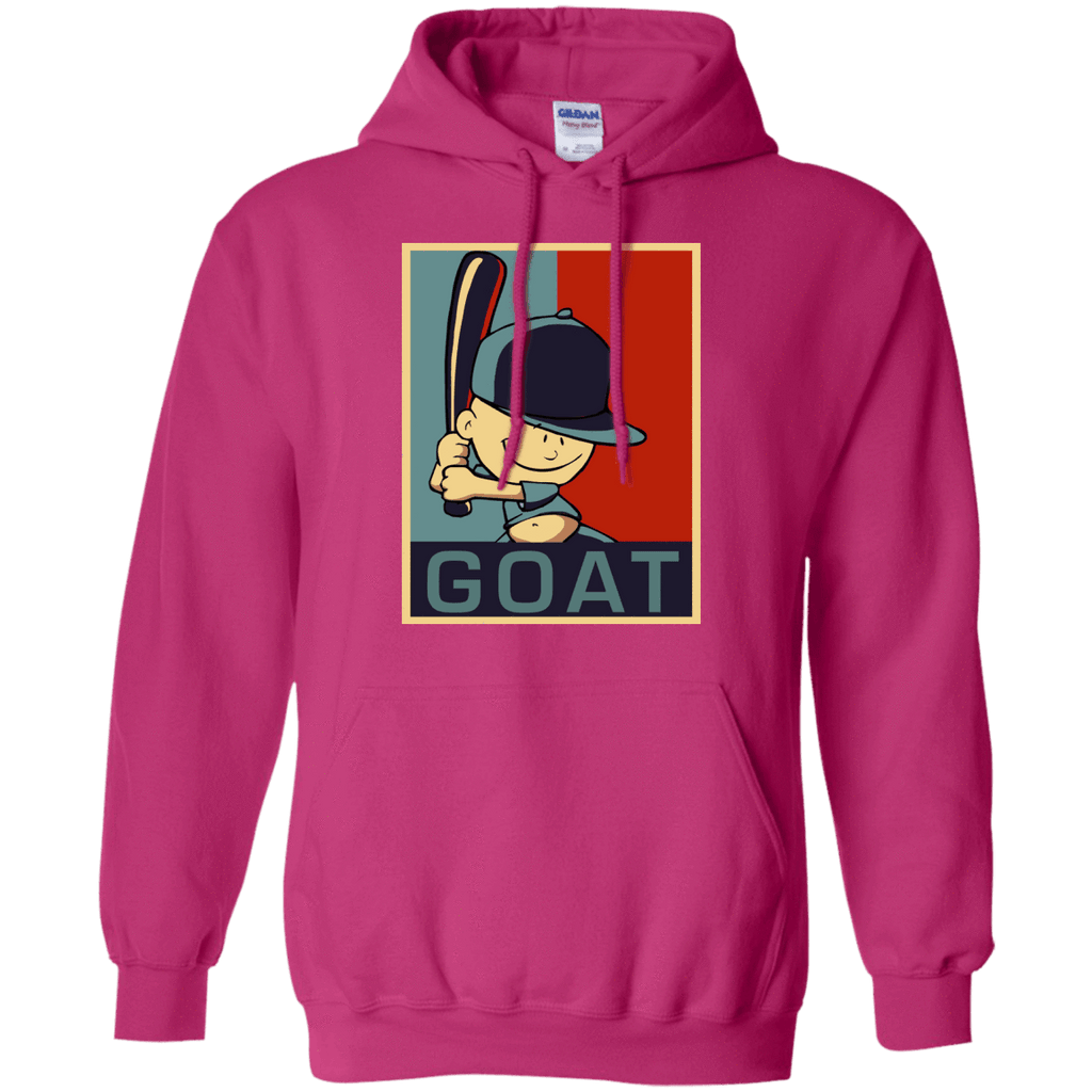 GOAT Pullover Hoodie 8 oz - Jersey Champs