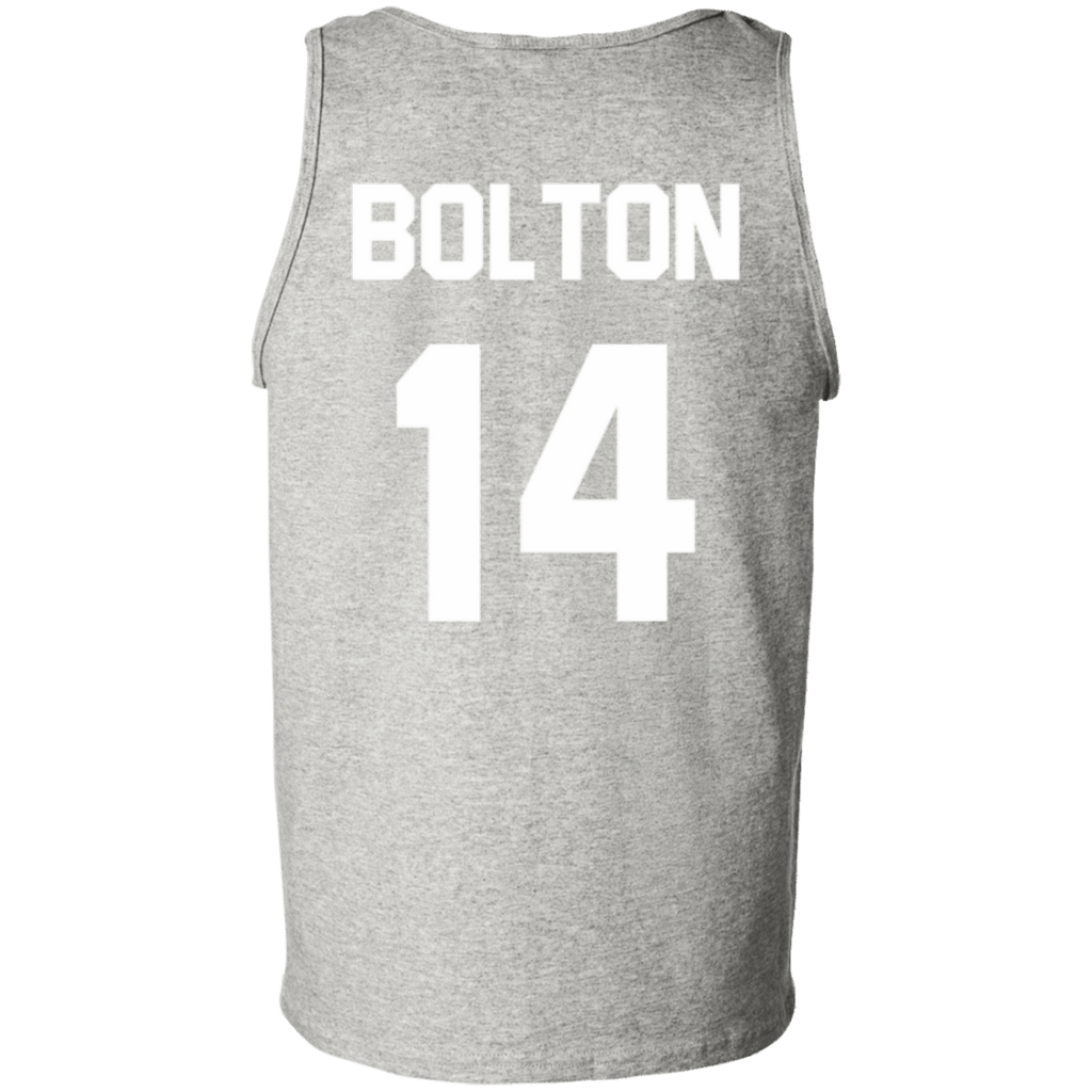 Troy Bolton Wildcats Tank Top Efron 14