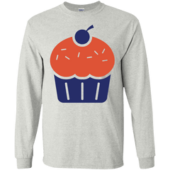 Kevin Durant Cupcake Long Sleeve Shirt