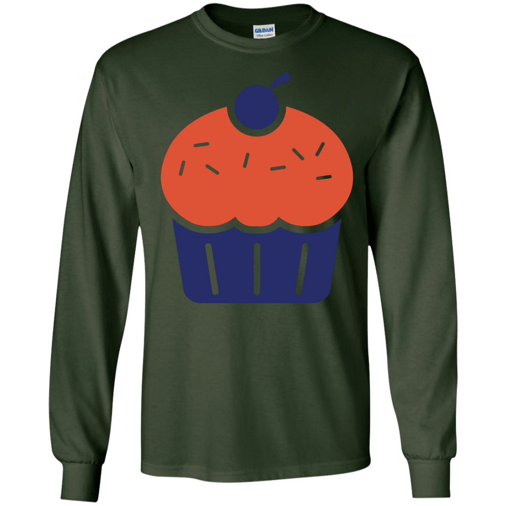 Kevin Durant Cupcake Long Sleeve Shirt - Jersey Champs