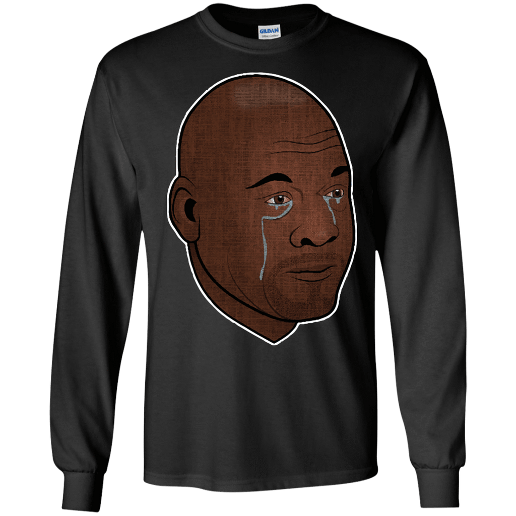 Crying Joran Long Sleeve Shirt