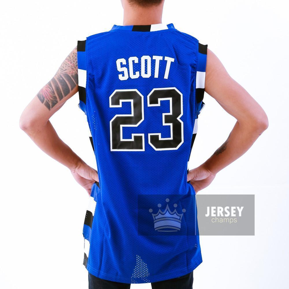Stitched One Tree Hill Basketball Jerseys #23 #3 - Jersey Champs