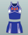 Blue Mountain State Cheerleader Uniform - Jersey Champs