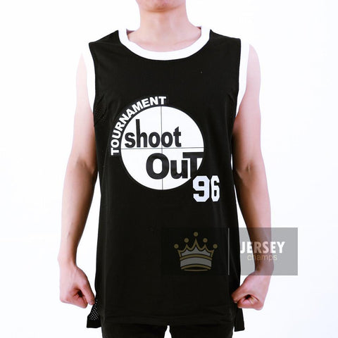Tournament Shoot Out Basketball Jersey #96