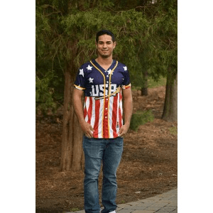 Trump USA 2016 Baseball Jersey