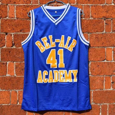 Bel Air Academy #41 Basketball Jersey