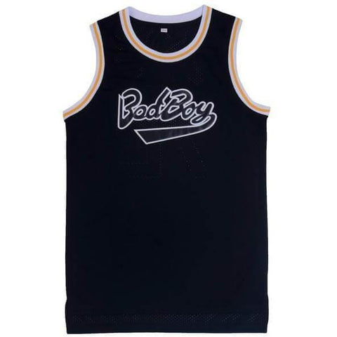 Biggie Smalls Bad Boy Basketball Jersey - Jersey Champs