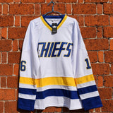 Hanson Charlestown Chiefs Hockey Jersey
