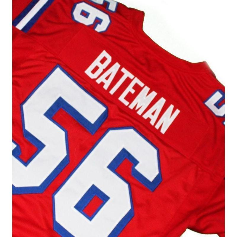 02e0ce03b The Replacements Danny Bateman Football Jersey - Jersey Champs - Custom  Basketball