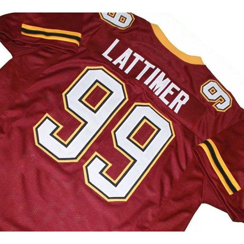 Lattimer The Program Football Jersey