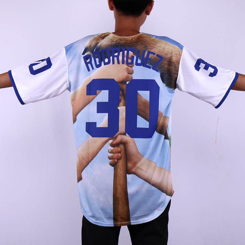 9fe8a7c74 Benny The Jet Rodriguez The Sandlot Legends Baseball Jersey 39 - Jersey  Champs - Custom Basketball