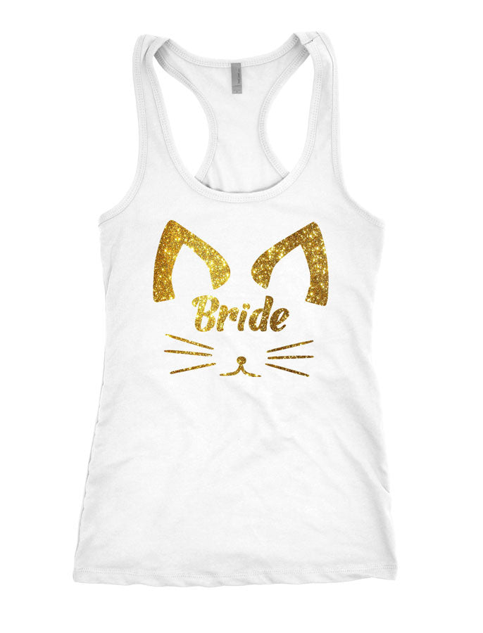 Cat bachelorette shirts, bachelorette shirts, bridal party shirts 155