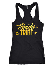 Bride Tribe Tee. bachelorette tanks, bride tank top, Bride tribe tops, 101
