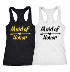 Maid of Honor shirts, Maid of Honor t shirt, maid of honor tank top 118