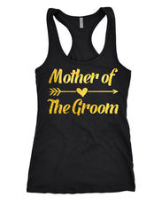Mother of the Groom Tank Top, Mother of the bride shirt ,cheap bridal party shirts,  118