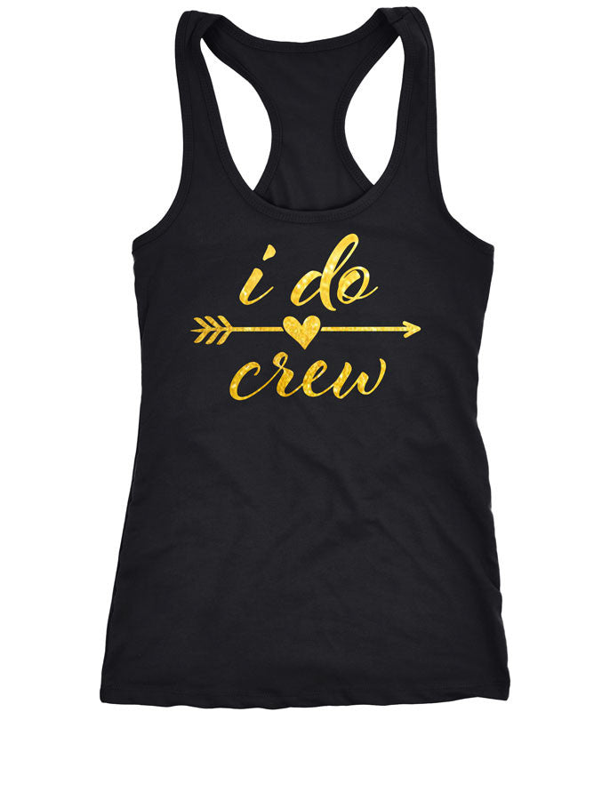 i do crew tank top,bridal party shirts under $10, bridesmaid shirts 112