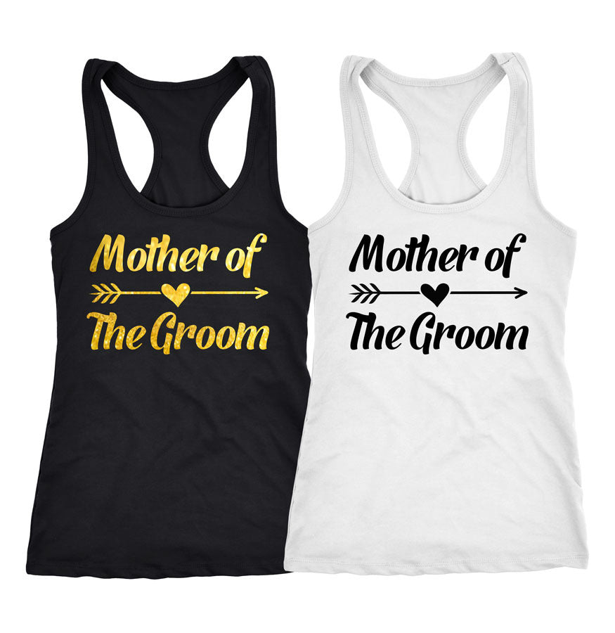 bb8b024e0b8ca Mother of the Groom Tank Top