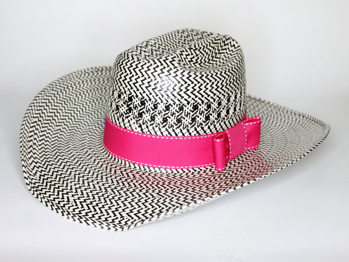Del Rio Calamity Collection Straw Hat