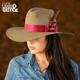 Sand Calamity Collection Felt Hat