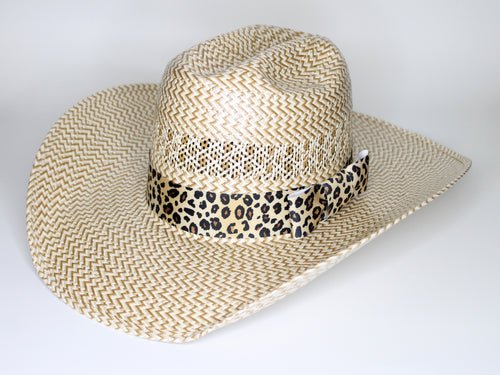 Lampassas Calamity Collection Straw Hat