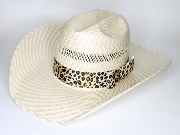 Lubbock Calamity Collection Straw Hat