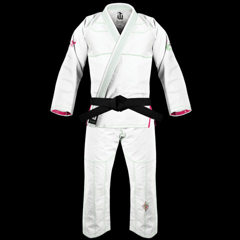 Beautiful Precision Jiu Jitsu Gi
