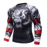 Predator Rash Guard