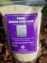 Load image into Gallery viewer, West African Fonio, Gluten free super grain 1 pound