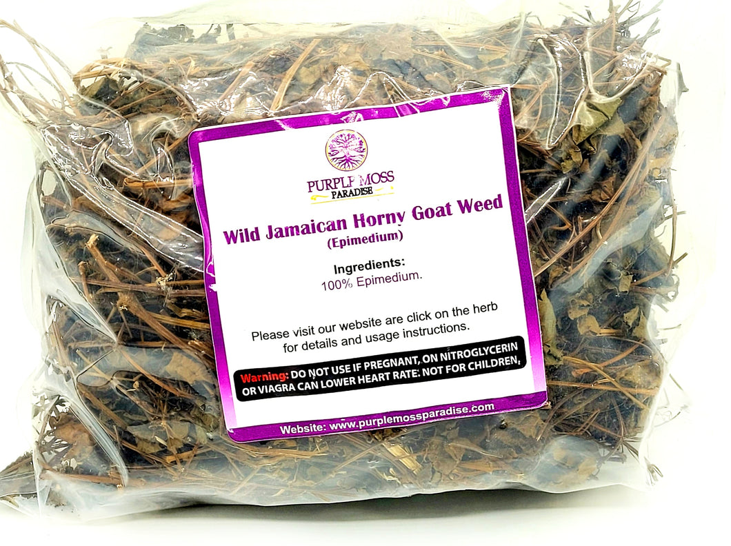 *NEW* Horny Goat Weed 4 oz (SEASONAL)