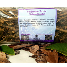 Load image into Gallery viewer, Wild Jamaican Vervain (Nervine) (Verbena Officinalis) 4OZ