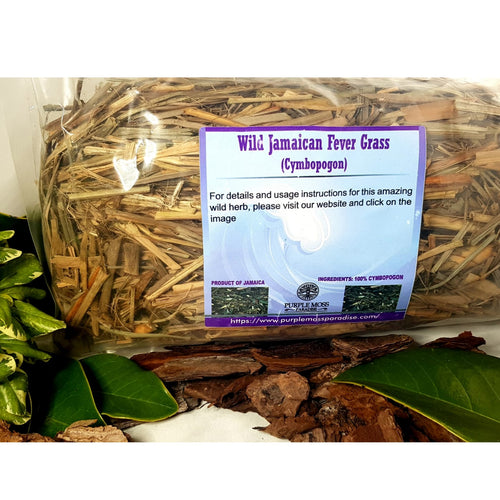 Wild Jamaican Fever Grass 4OZ