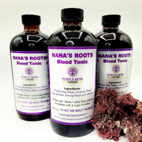 Nana's Roots Blood Tonic 16 OZ