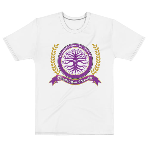 Unisex PMP Crest T-shirt (shipped by 3rd party)