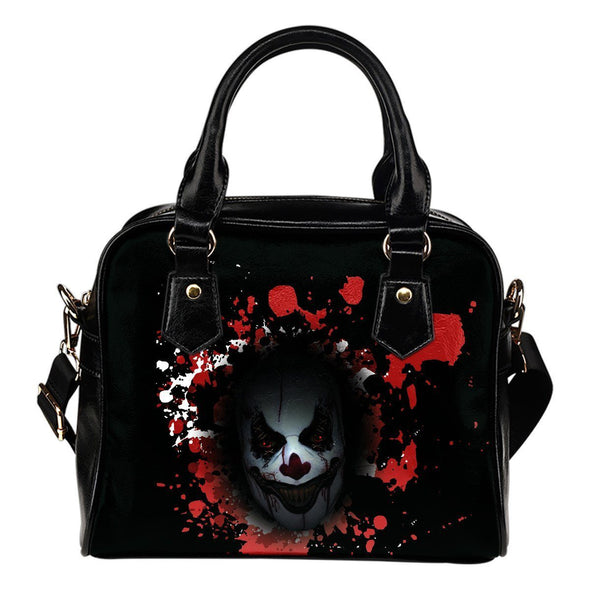 Clown Shoulder Bag