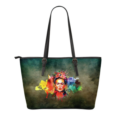Fridha LeatherTote