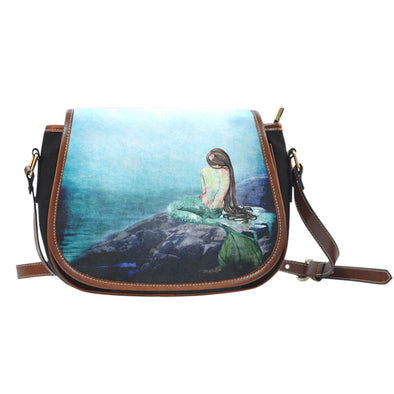 Mermaid Saddle Bag