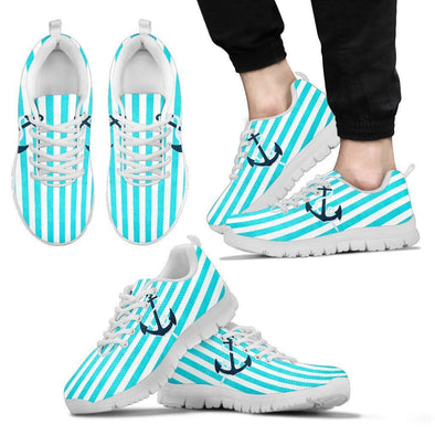 Mens Nautical Sneakers.