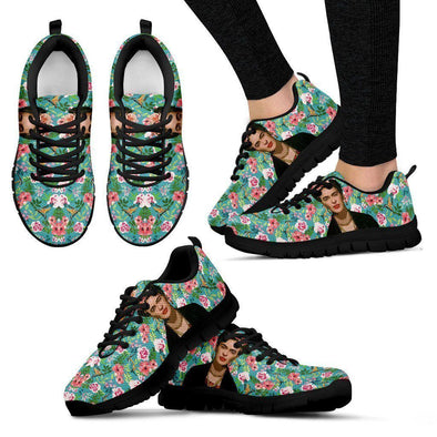 Clearance Frida Flowers Sneakers