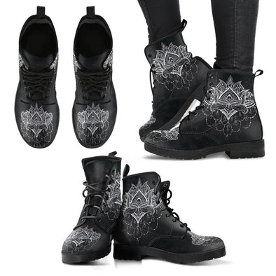 Clearance B.W. Lotus Boots