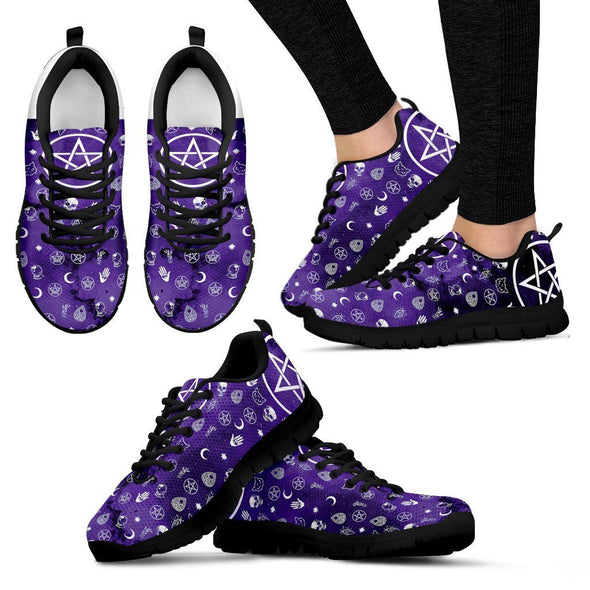 Wicca Sneakers