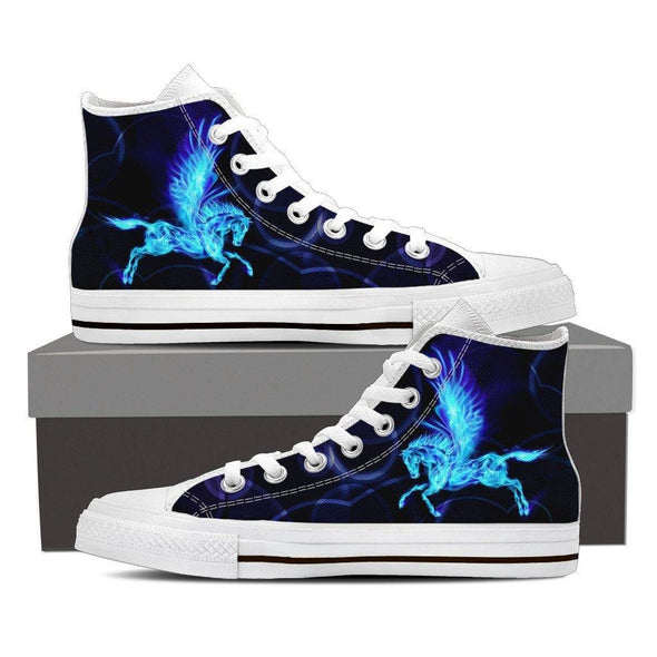 Pegasus High Top Canvas